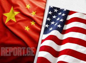 ჩინეთი აშშ-ს სანქციებს დაუწესებს