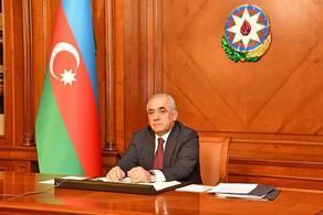 აზერბაიჯანის პრემიერმა ირაკლი ღარიბაშვილს თანამდებობაზე დანიშვნა მიულოცა