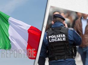 იტალიაში პრეზიდენტის შეურაცხყოფისთვის 11 ეჭვმიტანილის ბინა გაჩხრიკეს