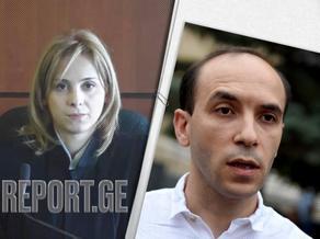 Адвокаты Ники Мелия потребовали отвода судьи