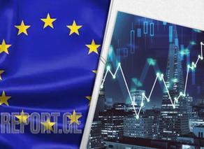 ევროზონაში 2021 წელს ეკონომიკა 4.6%-ით გაიზრდება