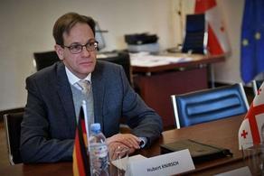 Посол Германии: я удивлен комментариями в свой адрес
