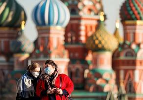 COVID-19 contaminates more people in Russia last day