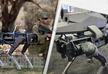 Ghost Robotics-მა ცეცხლსასროლი იარაღით აღჭურვილი რობოტი შექმნა
