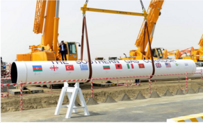 Southern Gas Corridor project enters its final phase amid pandemic