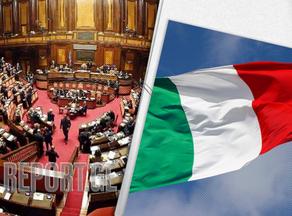 იტალიის პარლამენტში იჩხუბეს - VIDEO