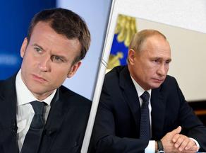 მაკრონი: მოვუწოდებთ რუსეთს გააკეთოს სწრაფი და შეუცდომელი განმარტება