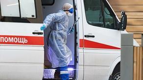 2964 медицинских работника заражены коронавирусом в Украине