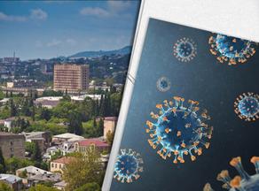 Abkhazia reports 30 new cases of novel virus