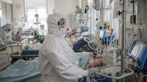 10,102 people infected with COVID-19 during 24 hours in Russia