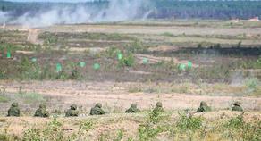 На учениях в Чехии пострадали военные
