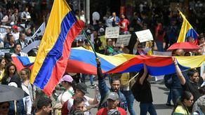 კოლუმბიაში მესამე საყოველთაო გაფიცვისთვის ემზადებიან