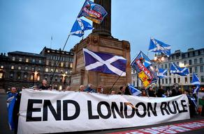 Scotland requests the referendum on independence