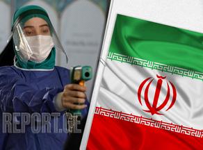 ირანში კორონავირუსით გარდაცვლილთა რიცხვმა 54 ათასს გადააჭარბა