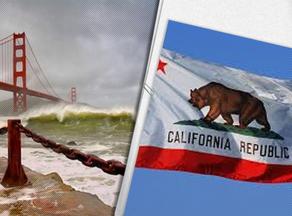 ABC: В ближайшее время Калифорнию ожидает мегашторм