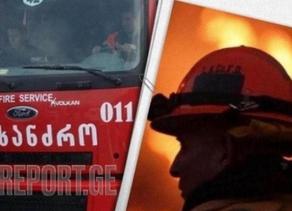 В этом году в результате пожара в Грузии погибли 28 человек