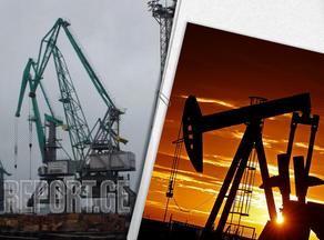 Порт Кулеви может пропускать 10 млн тонн нефти в год