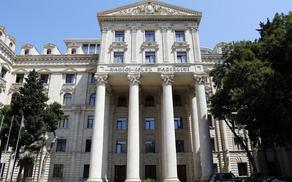 МИД Азербайджана: Попытки Армении обострить ситуацию в регионе неприемлемы