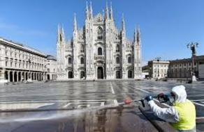 За сутки в Италии от COVID-19 скончались 269 человек
