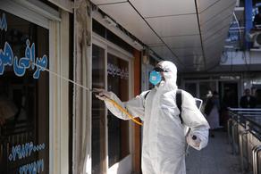 Число инфицированных COVID-19 в Афганистане достигло 7072