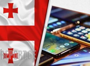 რომელი ქვეყნებიდან შემოდის საქართველოში მობილური ტელეფონები