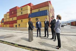 В Грузии вырос показатель переработанных грузов в портах и терминалах