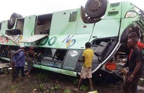 კონგოში ავარიას 24 ადამიანი ემსხვერპლა