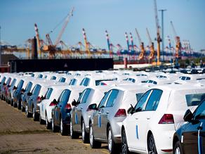 Exports of cars from Georgia to Azerbaijan increase by 53.5%