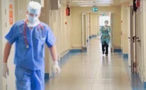 პეტერბურგში კარანტინიდან კოვიდინფიცირებული პაციენტი გაიქცა