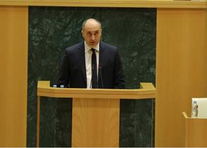 Juansher Burchuladze: By the end of the year we will receive modernized air defense systems