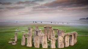 Stonehenge restoration begins