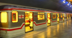 Man fell into subway in Tbilisi