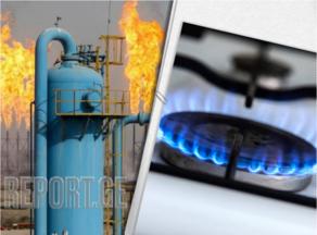 შაჰ დენიზის საბადომ გაზის მოპოვება 8.5% -ით გაზარდა