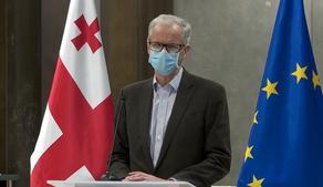 Даниэльсон: ЕС вовлечен в процесс выхода Грузии из кризиса