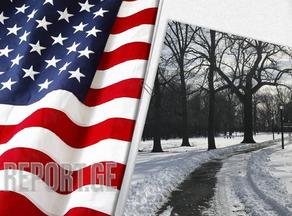 Сильный снегопад в США унес жизни 21 человека