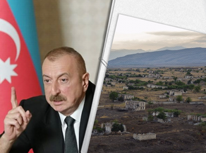 Ilham Aliyev: Weapons still being smuggled to Armenia