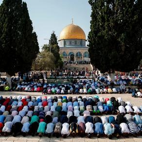 В Иерусалиме открылась мечеть Аль-Акса