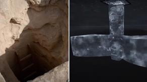 არქეოლოგებმა ეგვიპტეში მისტიკური მღვიმე აღმოაჩინეს