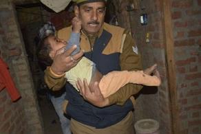 პოლიციამ მოკლა კაცი, რომელმაც 23 ბავშვი სარდაფში გამოკეტა - PHOTO