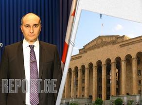Juansher Burchuladze to be heard in Parliament