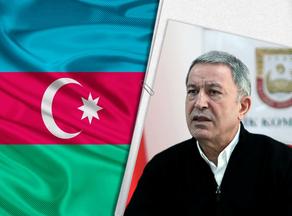 Хулуси Акар: Турецкие военные вскоре отправятся в Азербайджан