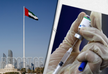 Tourists vaccinated with Pfizer and Sinopharm in Abu Dhabi
