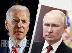 Встреча Байдена и Путина началась
