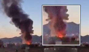 Взрыв в Тегеране - ВИДЕО - ОБНОВЛЕНО