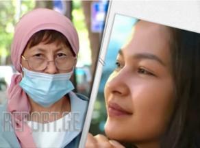 Мать 26-летней казахской девушки: Я была на опознании ... это действительно моя дочь ...