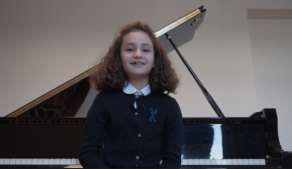 Seven-year-old Georgian virtuoso to play at gala concert in America