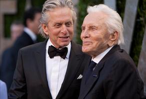 Kirk Douglas left 60 million for charity, nothing for the son