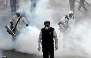 Число людей, инфицированных COVID-19 в Иране, достигло 90 тысяч