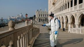 იტალიაში COVID-19-ით გარდაცვლილთა რიცხვი 32,785-მდე გაიზარდა