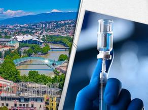 Габуния: Более 60 процентов жителей Тбилиси вакцинированы